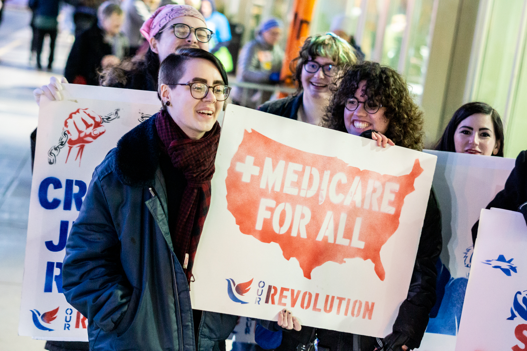 We Need Medicare for All, now more than ever!