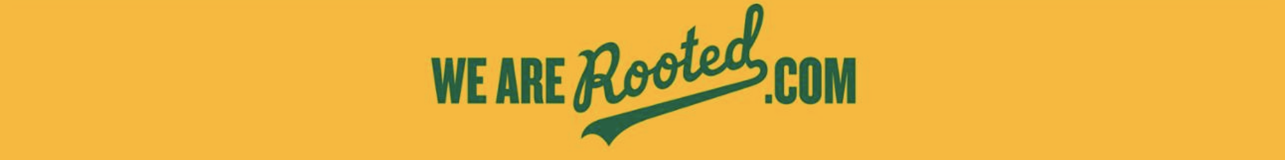 We are rooted logo